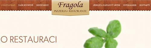 Pizzeria Fragola