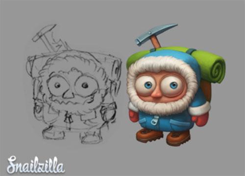 Everest Panic by SnailZilla | Dmitry