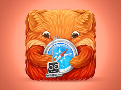 Best Web Appz icon by Nina Radenković