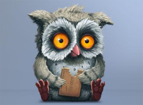 Owl by Artsiom Grlmc