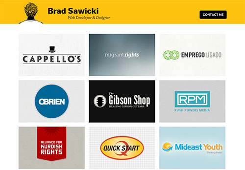 Brad Sawicki - Web Developer Chicago