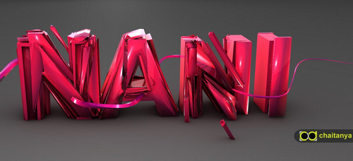 Typography by chaitanyabfa
