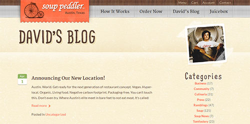 David's Blog
