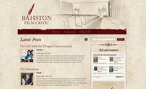 Bahston Film Critic