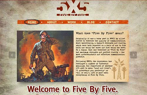 5x5 Creative