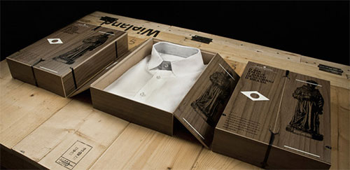 Conto T-Shirt Packaging