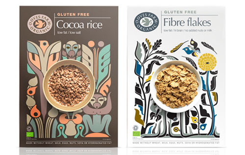 Doves Farm Gluten Free Cereals
