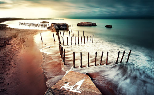 The work of the time by David Keochkerian
