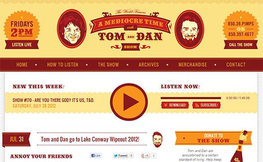 Tom and Dan