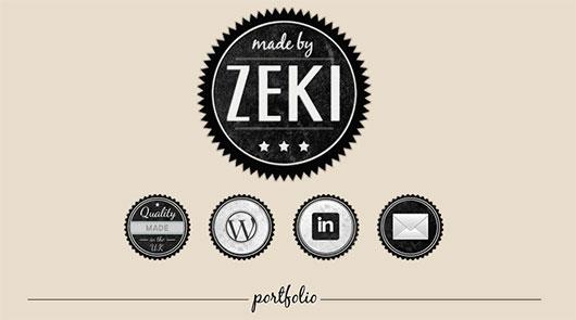 Made by Zeki