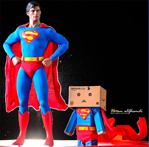 Someone SUPER to rely on! by Hosam Al-Ghamdi