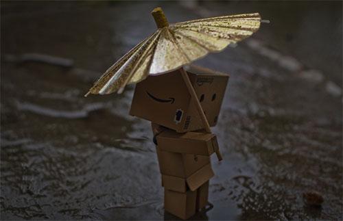 Rainy Monday by Tony Haddow