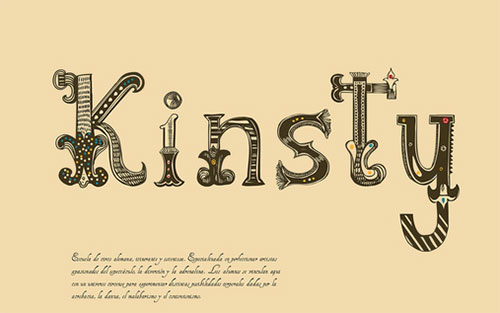 KINSTY by Romina Ideses