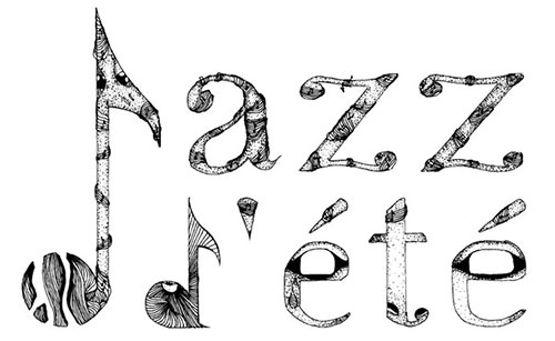 Artistic typography by Romain JUNG