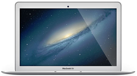 Pure CSS3 MacBook Air