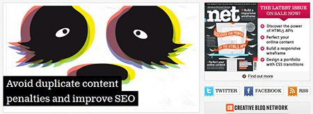 Avoid duplicate content penalties and improve SEO