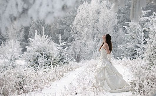 fairytale wedding by Viktoria Haack