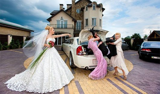 WEDDING STORY by Edward Stelmakh