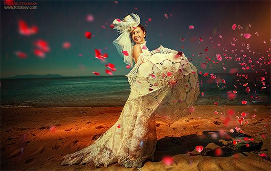 WEDDING STORY 3 by Edward Stelmakh