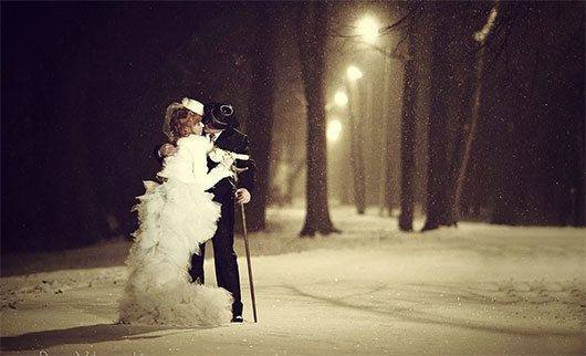 Winter tales by dmitrii-iakimov