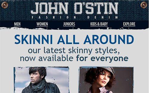 John O'Stin