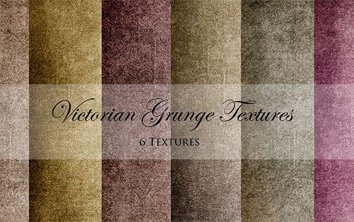 Victorian Grunge Textures by lilydust