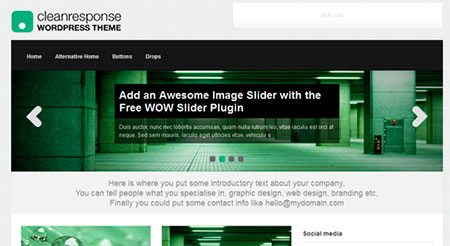 3 Responsive WordPress Themes