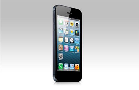 iPhone 5 PSD by Matt D. Smith
