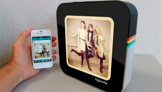 The Digital Photo Frame For Instagram