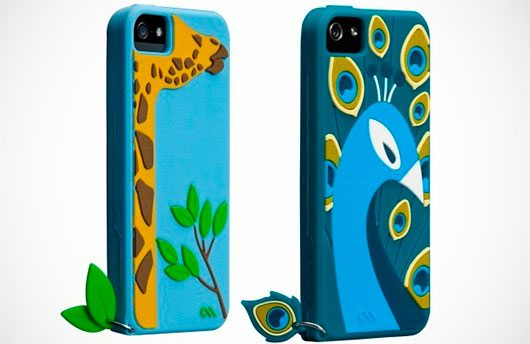 Cool Creatures Cases for iPhone 5