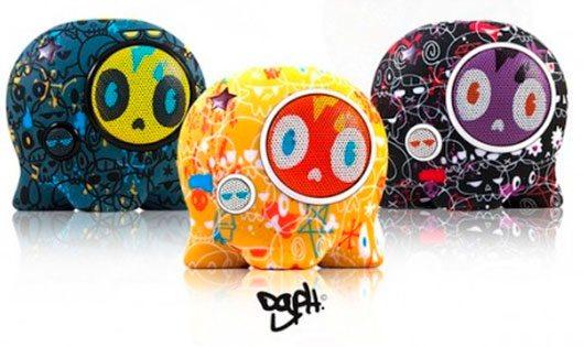 Boombotix portable speakers