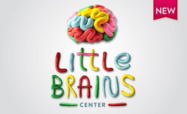 Little Brain Center Logo by Carlos Maraver