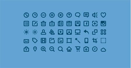 50 Icons Part Two by Victor Erixon