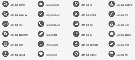 Pictonic Pancake Icons Set