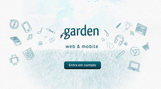 Garden - Web and Mobile Studio
