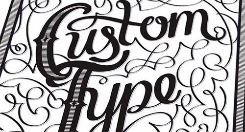 Create decorative custom type