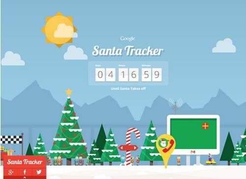 Santa Tracker by Haraldur Thorleifsson