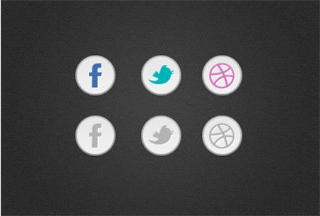 Social Icons by Liam Wolf