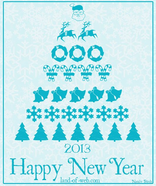 Happy New Year! 2013