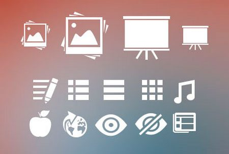 Random (but useful) Icons иy Sagi Shrieber