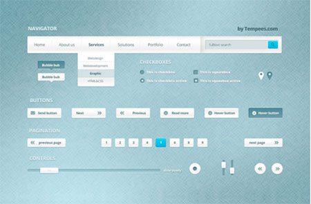Web elements by Zoltan Mitlik