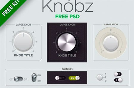 Knóbz FREE PSD by despoth