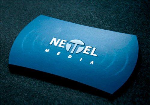 NETTEL Cards by Rudy Hurtado Global Branding