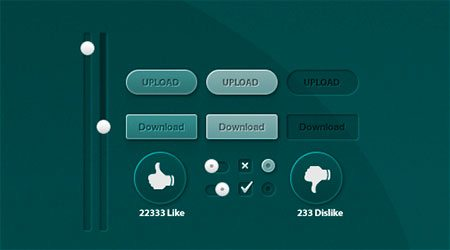 New Style UI Kit