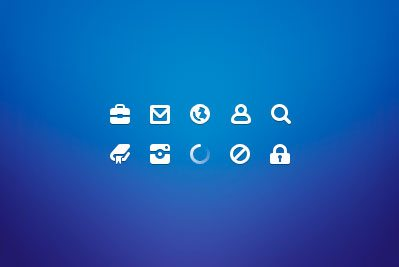 20x20 Free icons by Michele Angeloro