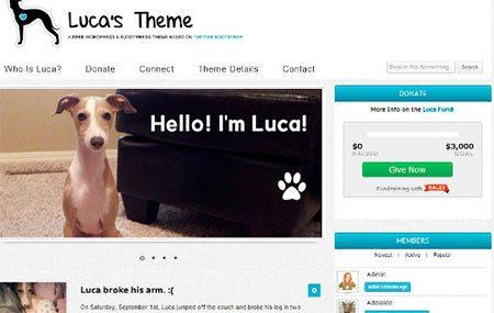 Lucas Theme