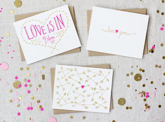 Love Notes Collection