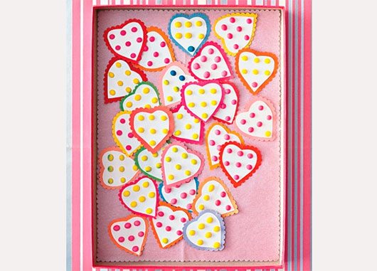 33 Heart Shaped Crafts