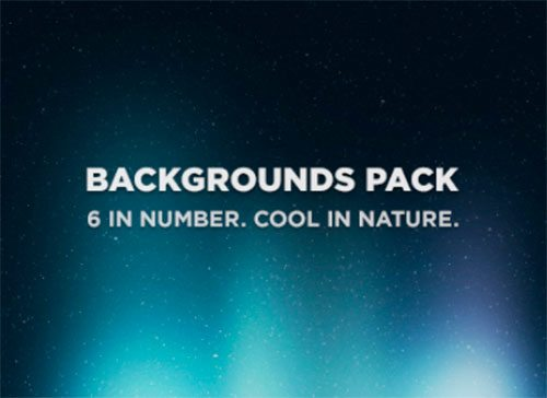 Dribbble Backgrounds by Haziq Mir