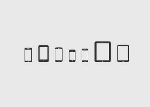 Mobile Devices Icons V 2.0 by Loris Grillet